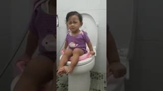 My Baby first potty training