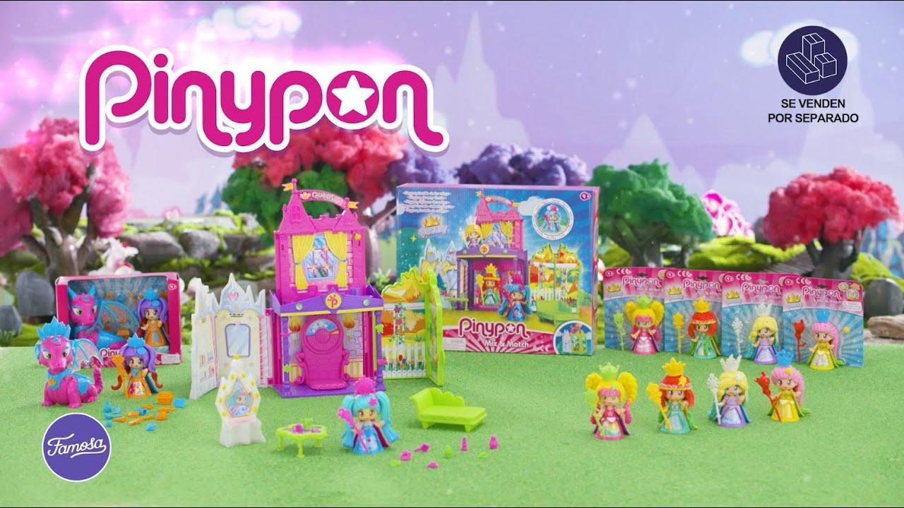 Pinypon Queens Castle. ¡Castillo Mágico!