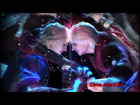 042 - Chimera Seeds Appear - Battle - Devil May Cry 4 OST