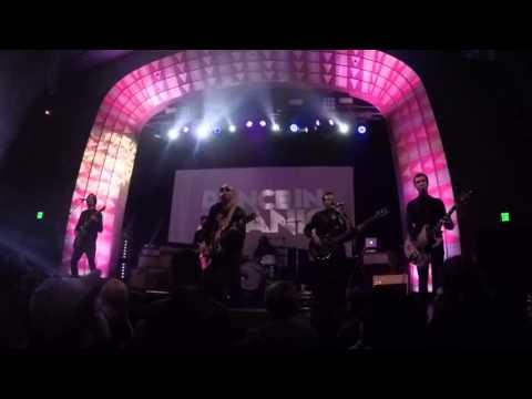 KAV - Live at The Regent LA, Dance in a Panic (Go Pro Yuki Cam)