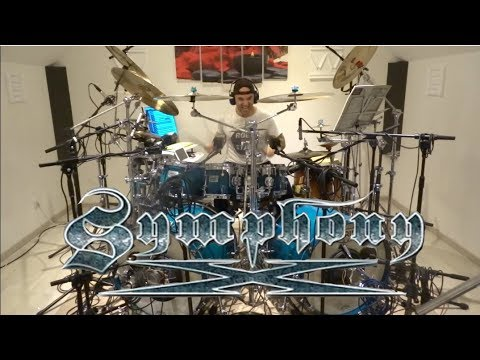 The Accolade II/Symphony X Drum Cover