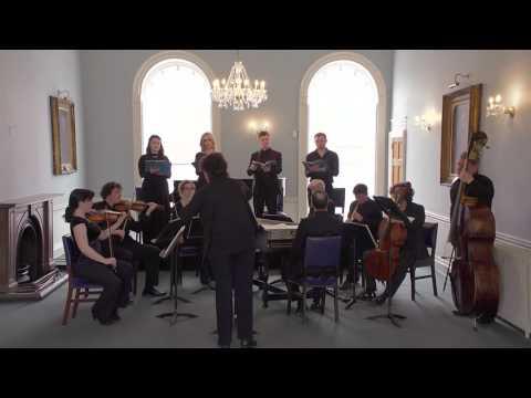 Bach Cantata Interviews: Niamh O'Sullivan, Mezzo-Soprano