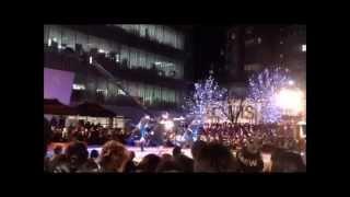 TOKYO SHOCK BOYZ :G-SHOCK SHOCK THE WORLD 2012 @六本木Hillsアリーナ2012.12.8