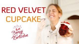Red Velvet Cupcake | Cupcake Tarifi