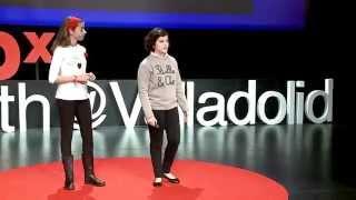 Aprendizajes de otras realidades y culturas   Laura San Juan  Sara Paris   TEDxYouth@Valladolid