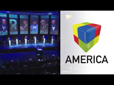 El mensaje final de los candidatos
