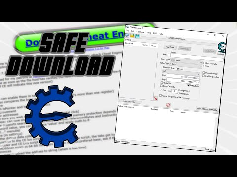 How to SAFELY Install Cheat Engine in 2021 (No Virus)