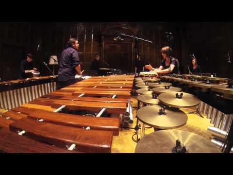 Eastman Percussion Ensemble: Fandango 13
