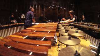 Eastman Percussion Ensemble: Fandango 13