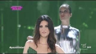 Laura Pausini - Medley ConLaMusicaAllaRadio/ Benvenutto/IoCanto/PerLaMusica - Live San Siro 2016