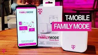 FamilyMode: Manage your Family's Digital Life | T-Mobile