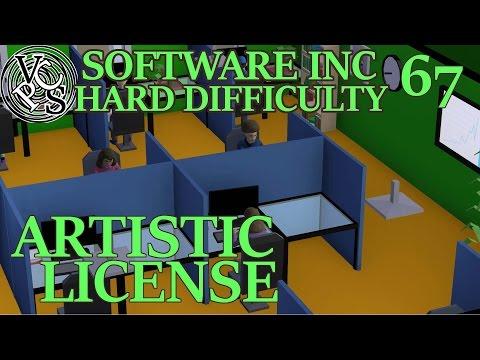 Artistic License: Software Inc – Vanstra PC EP67 - Hard Mode Alpha 9 Gameplay