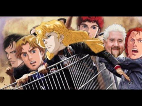 Anime Character Comparison: Yang Wenli vs Reinhard Von Lohengramm