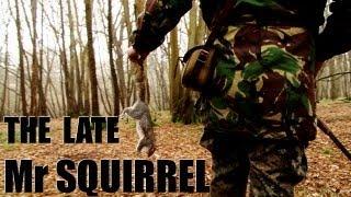 Fieldsports Britain - Wicked Mr Squirrel + kids go shooting + pigeons