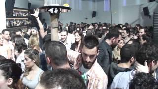 Kiko Navarro. Rodamaal ft Claudia Franco - Insomnia @Pixi, Athens