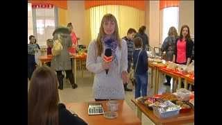 школа 99 г.Новокузнецк Благотворительная ярмарка 2015