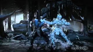 Mortal Kombat X - Debut Gameplay - E3 2014 - Eurogamer