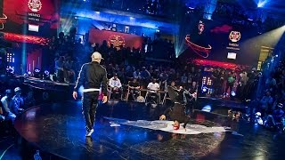 Menno VS Kareem | Red Bull BC One World Final 2015