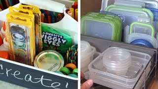 25 Sneaky Ideas To Organize Your House in Breeze