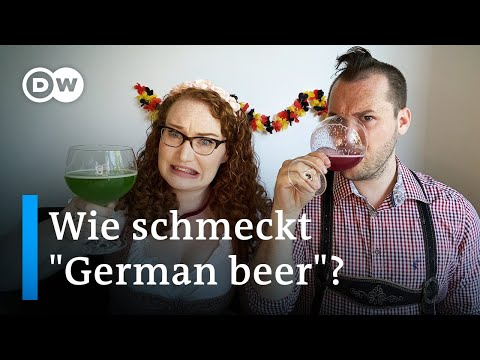 Im Test: Wie schmecken deutsche Biersorten?