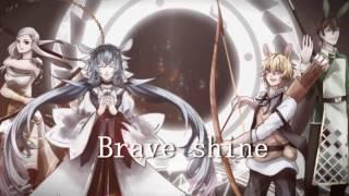 【CCB2-R1】Brave Shine【Eternal Night】