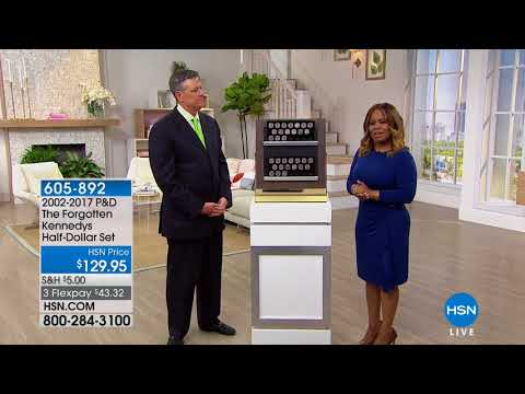 HSN | Coin Collector 02.25.2018 - 07 PM