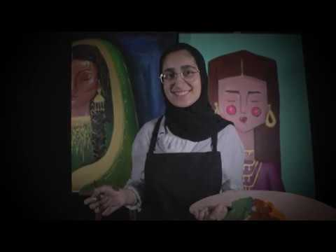 البحرين الشباب والرياضة رسالة اسراء المرزوق من مركز الفنون بمدينة