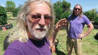 Grow Marijuana: 500-Gallon Containers 16 Inches Deep | Jorge Cervantes