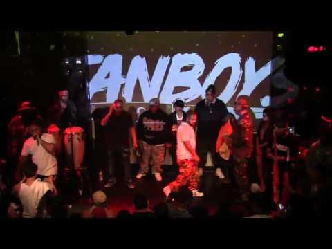 Bodega Bamz 'Sidewalk Exec' Album Release Show @ S.O.B.s NYC (4.14.15)