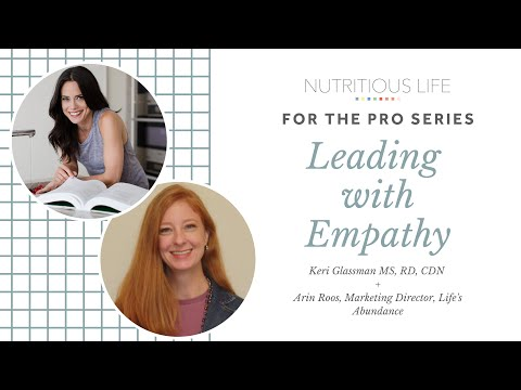 For The Pro Series: Leading with Empathy