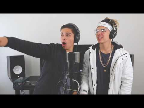Alex Aiono & William Singe Covers Parts 1-4