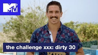 Jordan Accepts 'Cockiest Player' Award | The Dirty Awards | The Challenge: XXX
