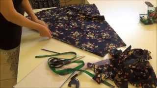 Come tagliare e cucire una gonna a mezza ruota - Corso base modellista Sitam online