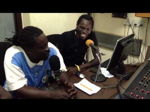 RAS BONETO LIVE ON UBC - UGANDA, K'LA - Broadband