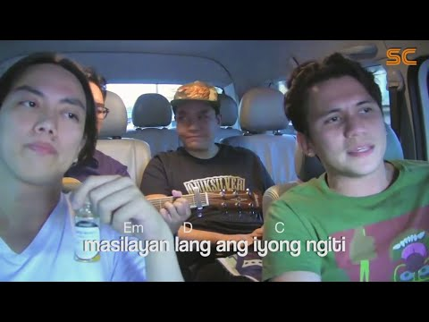 Sponge Cola - Pag-ibig (theme from Dangwa) acoustic + lyrics + chords