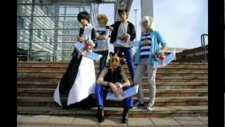 Repeat youtube video GeneX - Yu-Gi-Oh! Pharaoh's Throne CMV