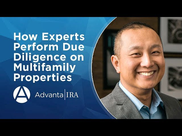 How Experts Perform Due Diligence on Multifamily Properties