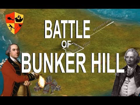 Battle Stack: The Battle of Bunker Hill tactics