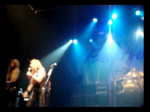Steel Panther - Supersonic Sex Machine - Le Bataclan Paris (France)