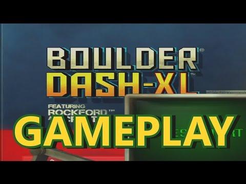 Boulder Dash-XL - HD Gameplay