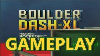Boulder Dash-XL - HD Gameplay