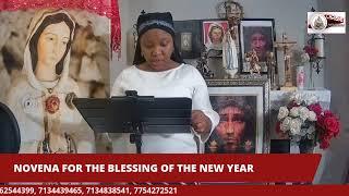 PRECIOUS BLOOD JANUARY NOVENA PRAYERS