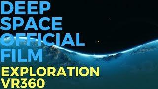 4K | DEEP SPACE VR EXPLORATION #Simulation