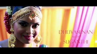 Dheivasenan + Suganthi Singapore Wedding