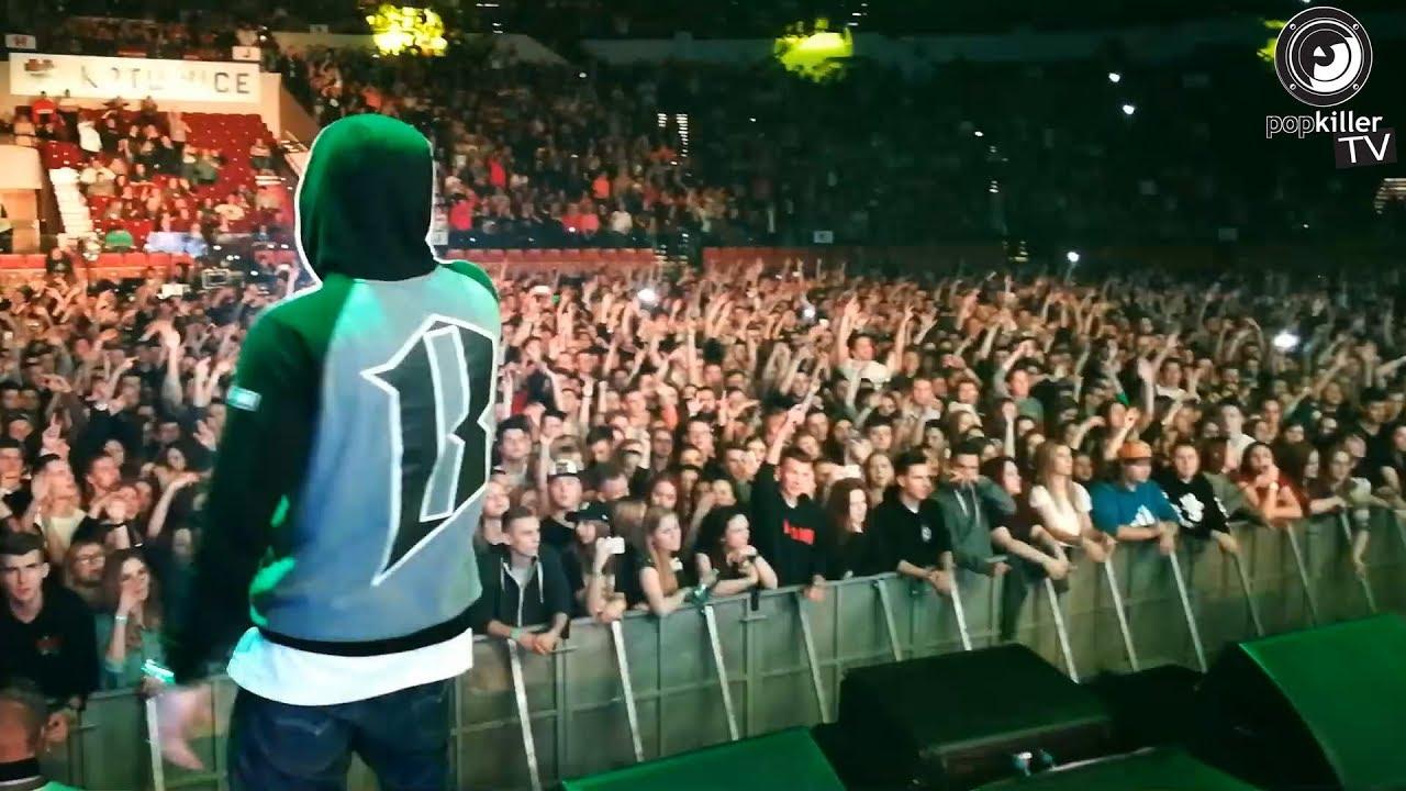 Paluch – Szaman (Live @Śląski Rap Festival 2017, Popkiller.pl)
