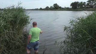 Как мы рыбачили в Крыму Рыбалка на карася на Михайловском озере
