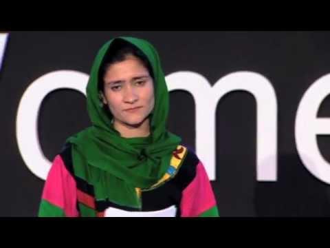 Shabana Basij-Rasikh at TEDxWomen 2012