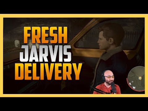 Fresh Jarvis Delivery! - Friday the 13th The Game