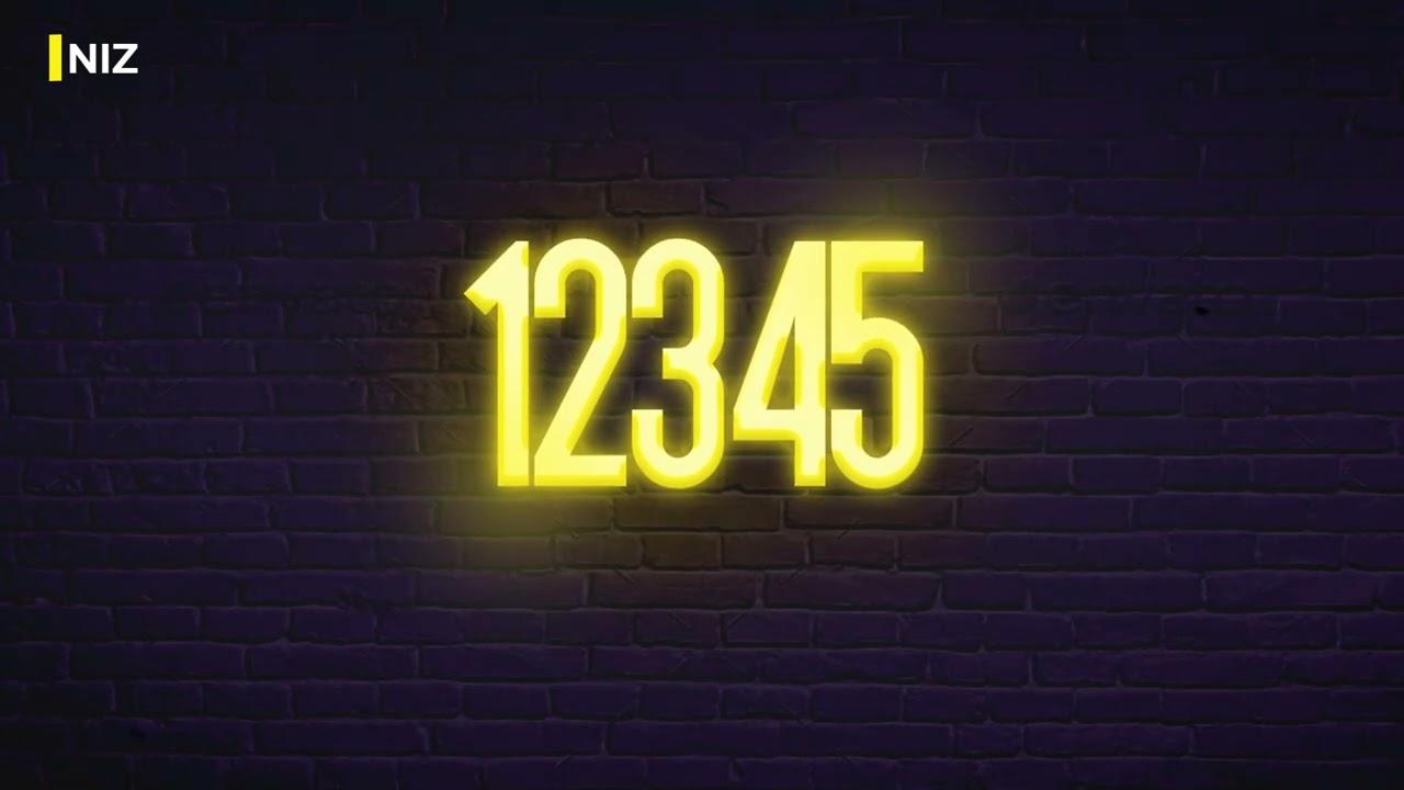 Download 1 2 3 4 5 - Niz   Official Video Lyric