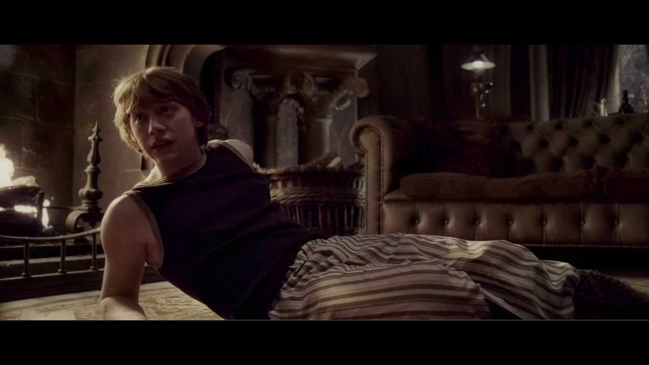 Harry Potter And The Half-Blood Prince - Official® Trailer 3 [HD]